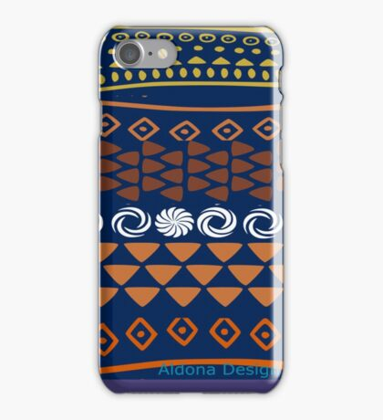 Geometric pattern [1396 Views] iPhone Case/Skin
