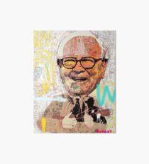 my favorite/Warren Edward Buffett Art Board