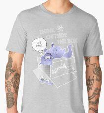 Think outside the box Men's Premium T-Shirt