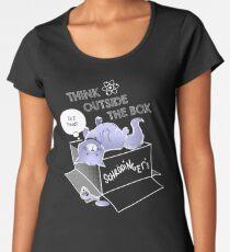 Think outside the box Women's Premium T-Shirt