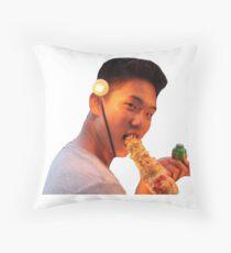 A Match Made in Heaven Throw Pillow