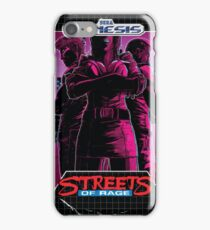 Streets of Rage iPhone Case/Skin