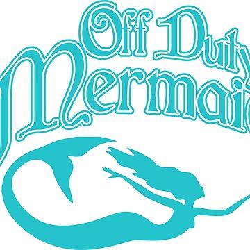Off Duty Mermaid by DavidAyala