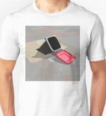 195 Wheelie bin in hole T-Shirt