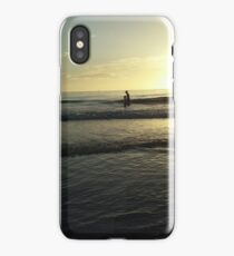 Gulf of Mexico Wading iPhone Case/Skin