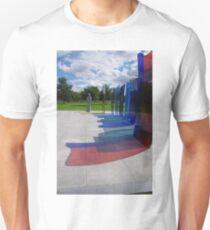 Naval Memorial, National Memorial Arboretum Unisex T-Shirt