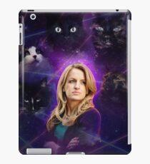 Laser Cat Katie iPad Case/Skin