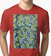 """Greenery"" by Margo Humphries Tri-blend T-Shirt"