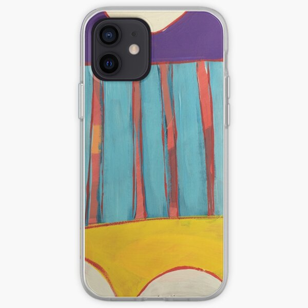 Bunting by Margo Humphries iPhone Soft Case