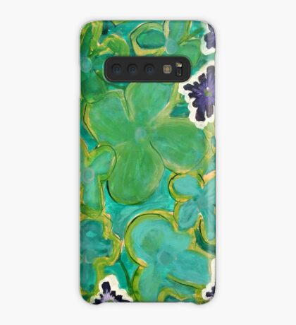 Ground Cover by Margo Humphries Case/Skin for Samsung Galaxy