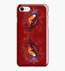 I am fire. I am... death! iPhone Case/Skin