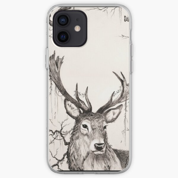 Within The Sleeping Forest  iPhone Soft Case
