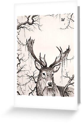 Innerhalb des schlafenden Waldes von Helena Black