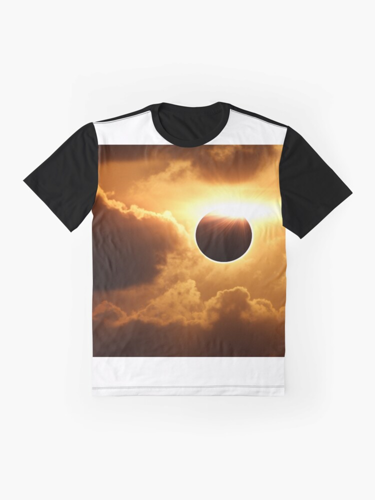 Alternate view of Total Eclipse Graphic T-Shirt