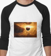 Total Eclipse Men's Baseball ¾ T-Shirt