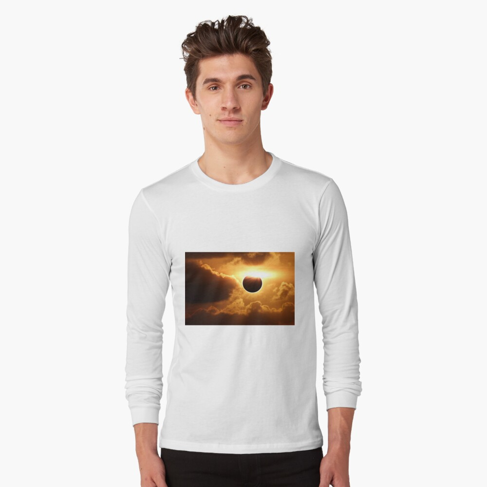 Total Eclipse Long Sleeve T-Shirt