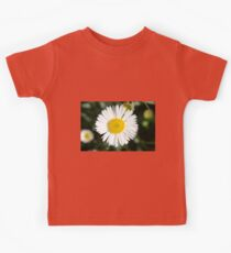 Yellow Heart of a Flower Kids Clothes