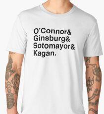 Female Justices Men's Premium T-Shirt