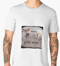 Doctor Who, Bad Wolf. Men's Premium T-Shirt
