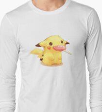 Pikachu With Lollipop T-Shirt