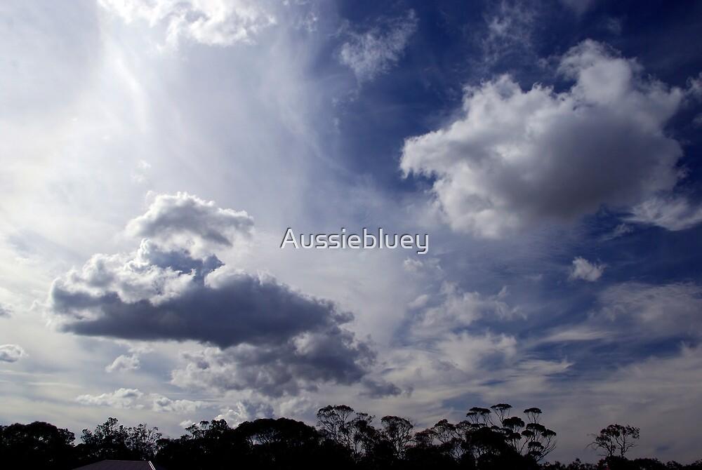Clouds by Aussiebluey