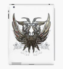Angel Skull Wing 2 iPad Case/Skin