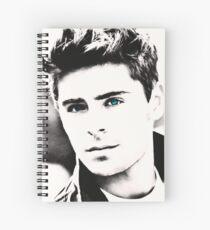 Cuaderno de espiral Zac Efron