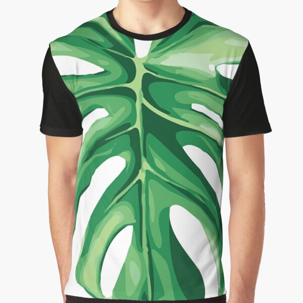 Monstera Graphic T-Shirt