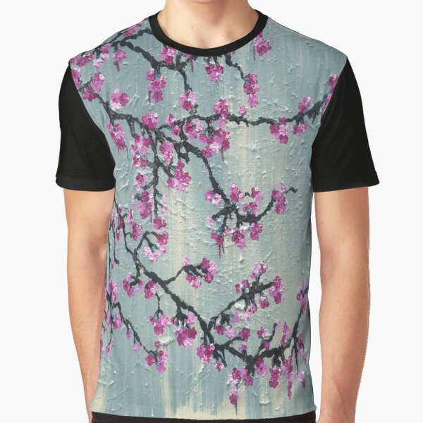 A Touch Of Spring Graphic T-Shirt