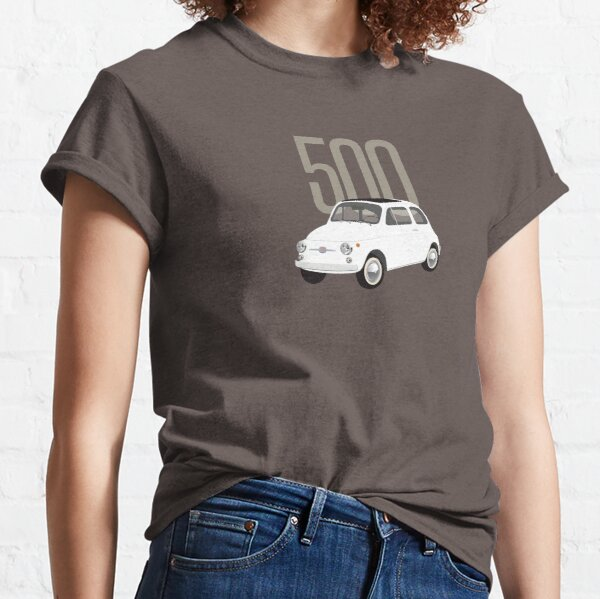 The Amazing Fiat 500 Classic T-Shirt