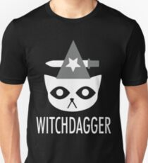 Unofficial Witch Dagger Shirt T-Shirt