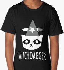 Unofficial Witch Dagger Shirt Long T-Shirt