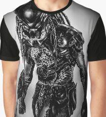 Berserker or Mister Black Graphic T-Shirt