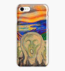 Skrik Munch Art Phone Case iPhone Case/Skin