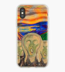 Skrik Munch Art Phone Case iPhone Case