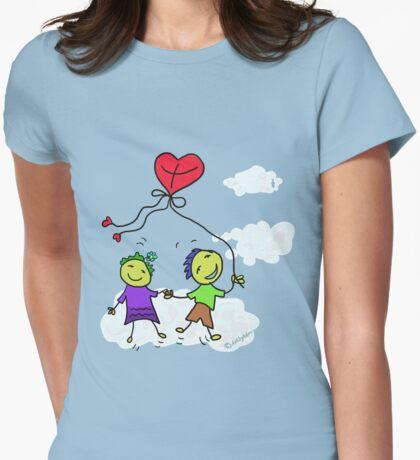The heart shaped kite T-Shirt