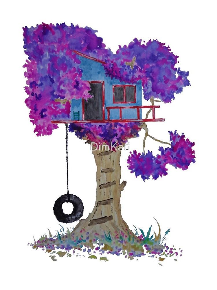 Treehouse I by DimKad