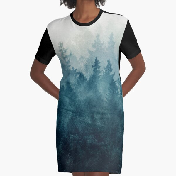 The Heart Of My Heart // So Far From Home Edit Graphic T-Shirt Dress