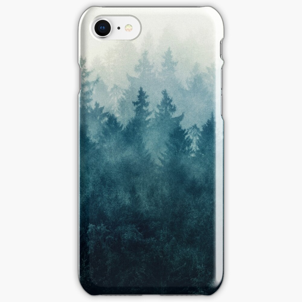 The Heart Of My Heart // So Far From Home Edit iPhone Case & Cover