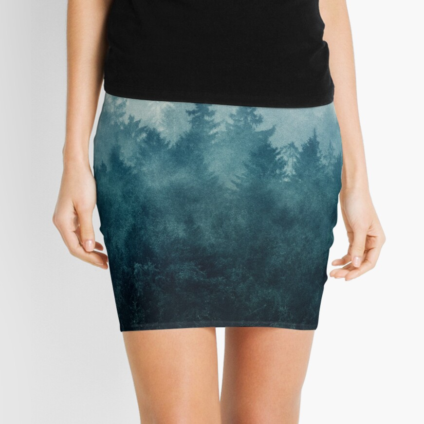 The Heart Of My Heart // So Far From Home Edit Mini Skirt