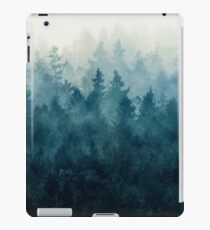 The Heart Of My Heart // So Far From Home Edit iPad Case/Skin