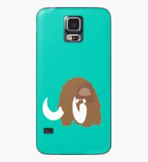 The Furry IcePig Case/Skin for Samsung Galaxy