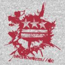 DC Stain Tee by secretworm