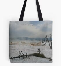 Yellowstone - Scenes of Another World Tote Bag