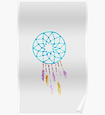 Simple Dream catcher Poster