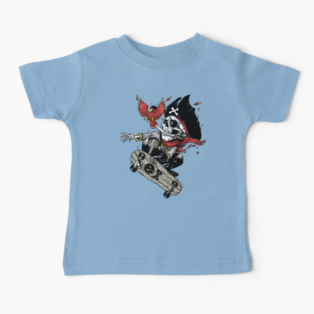 All hands on Deck Baby T-Shirt