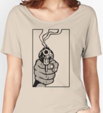 Smoking Gun Women's Relaxed Fit T-Shirt