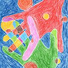 2212 - Hands, Colors, Spheres and Blue by tigerthilo