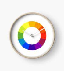 Pantone Farbrad Uhr