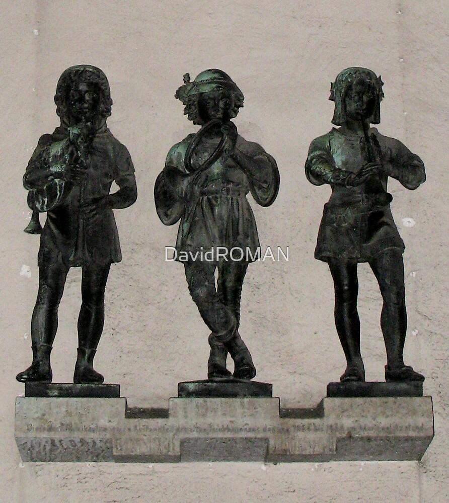 3 Girls by DavidROMAN